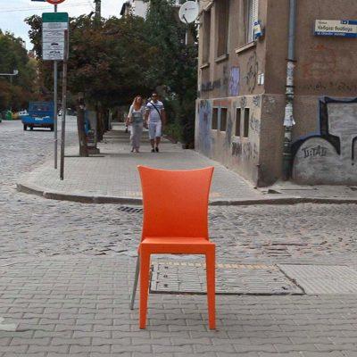 THAT THING A Video Installation by Borjana Ventzislavova