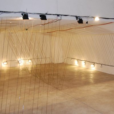"""MODERN ART"" IS DYING AND ""AVANTGARDE"" IS DEAD! Аn Installation by Lorna Buckley"