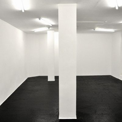 VOID AND COMPENSATION An Exhibition by Antonia Gurkovska